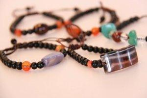Agate Bracelets - $5