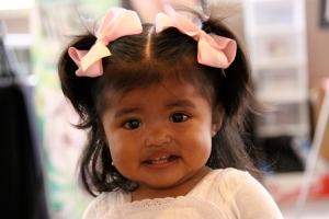 AWCF Congress - little girl
