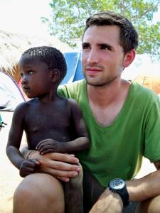 Lyle and African child