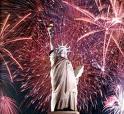 celebrate with fireworks - freedom!