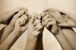 Family + Serving God = Blessings