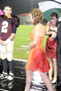 Kendra Payne - 2009 Football Homecoming Queen MCHS