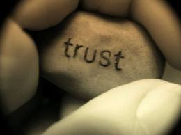 Finding peace in God requires believing and trusting