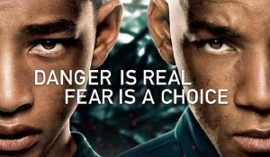 After Earth Fear Quote