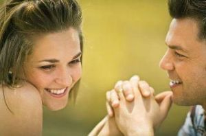 touching someone brings more feelings of love because it releases a chemical in your brain to promote love