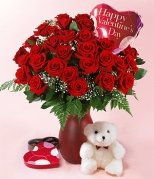 Valentine's Day Flowers is a great way to show you love someone